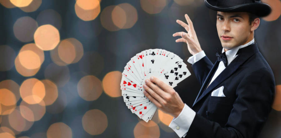 Magic shows in casinos