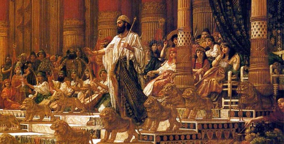 King Solomon's story